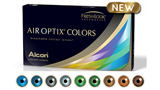 NEW AIR OPTIX COLOURS Prescription