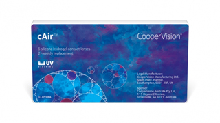 CooperVision cAir toric 6 pack