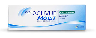 NEW 1-DAY ACUVUE® MOIST MULTIFOCAL 30 PACK