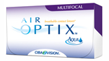 CIBA Air Optix Aqua Multifocal $45.00