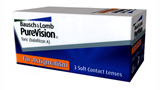B&L PureVision Toric 3 Pack