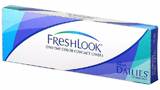 CIBA FreshLook One-Day Plano $28.00