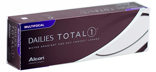 NEW! DAILES TOTAL1 30 Pack Multifocal
