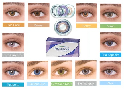 cc2fb31e0ab FreshLook ColorBlends 6 pack  74.95
