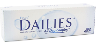 CIBA Focus Dailies All Day Comfort 30 pack