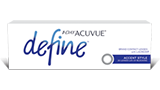 J&J 1 Day Acuvue Define Accent Style 30 Pack