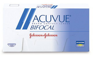 ** DISCONTINUED ** J&J Acuvue Bifocal