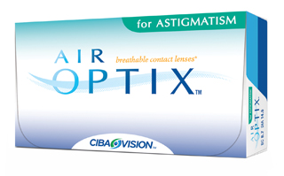 Ciba Air Optix for Astigmatism $46.00