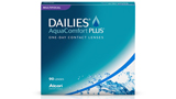 NEW AquaComfort Plus Multifocal 90 Pack