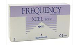 Frequency Xcel Toric 3 pack *DISCONTINUED, please contact us*