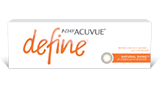 J&J 1 Day Acuvue Define NATURAL SHINE 30 Pack
