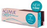 NEW Acuvue Oasys Daily Lenses 30 Pack