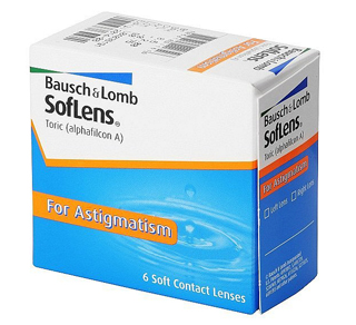 Soflens 66 Toric Discounted Astigmatism Online Contact