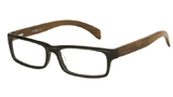 Kubni Acetate and Real Wood Frame