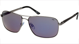 JAG 8044 J901 blue mirror sunglasses