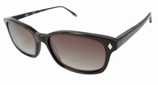 Leona Edmiston Mischa Brown Small Wayfarer