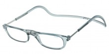 CliC Ready-Made Reading Glasses Steel