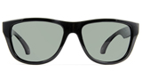 NOVA Allen NV0113 Large Black Wayfarer