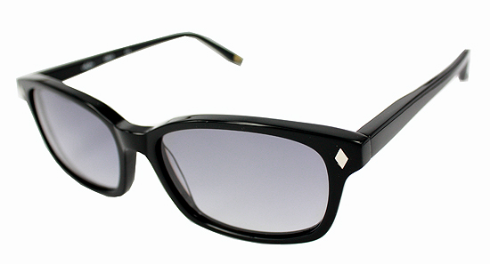 Leona Edmiston Mischa Black Small Wayfarer