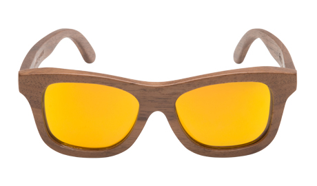 Rocco Kids Bamboo Sunglasses