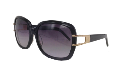 Leona Edmiston Kassandra Shell Sunglasses