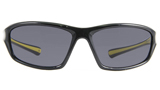 Nova Cooper NV1813 Kids black sunglasses