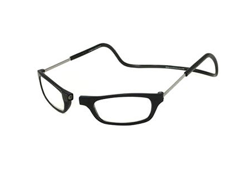 CliC Ready-Made Reading Glasses Black