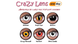ColourVue Crazy Lens One Day Non Prescription Lens